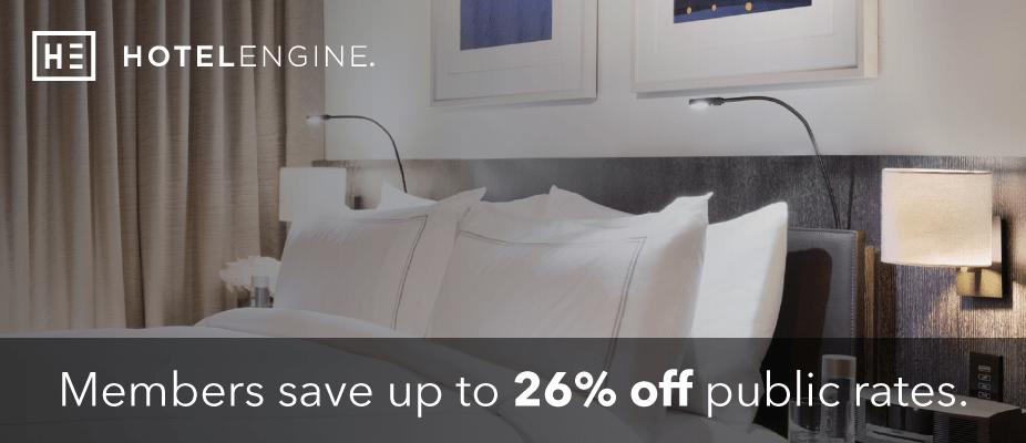 HotelEngine Discounts