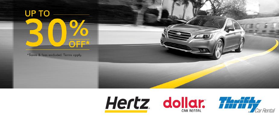Hertz Discounts
